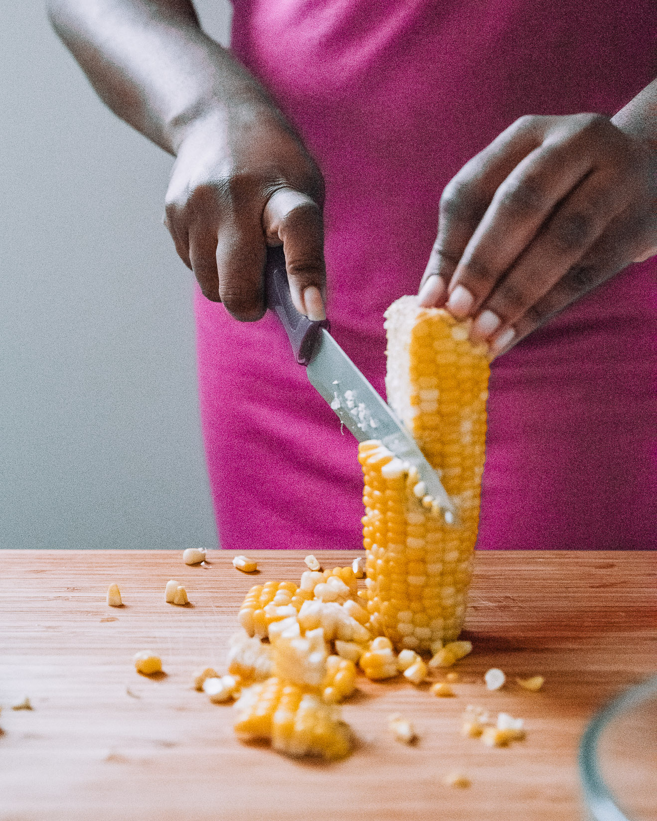 10 Ingredient Sweet Corn Recipe by Mash and Spread - Jasmin Foster, RD, LD